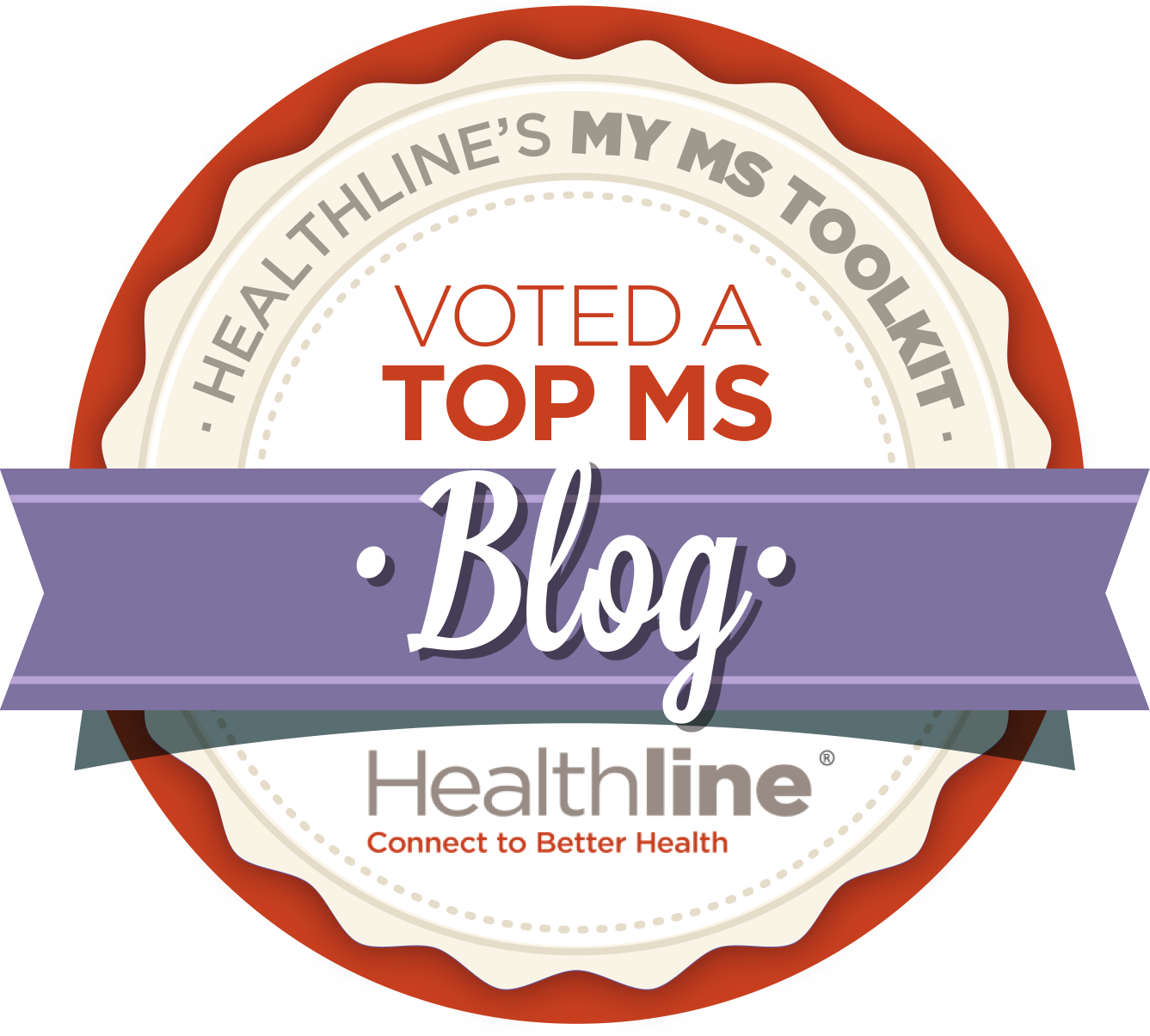 Top MS Blog by Healthline