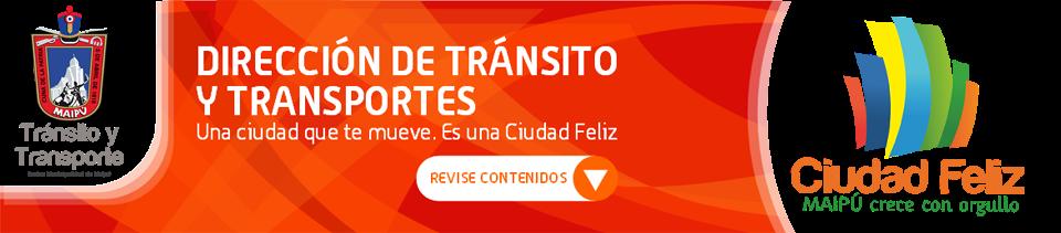 DIRECCIÓN DE TRÁNSITO Y TRANSPORTES