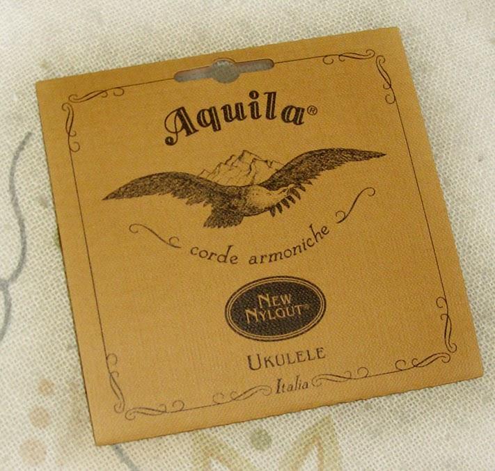 Cuerdas de ukelele Aquila Nylgut