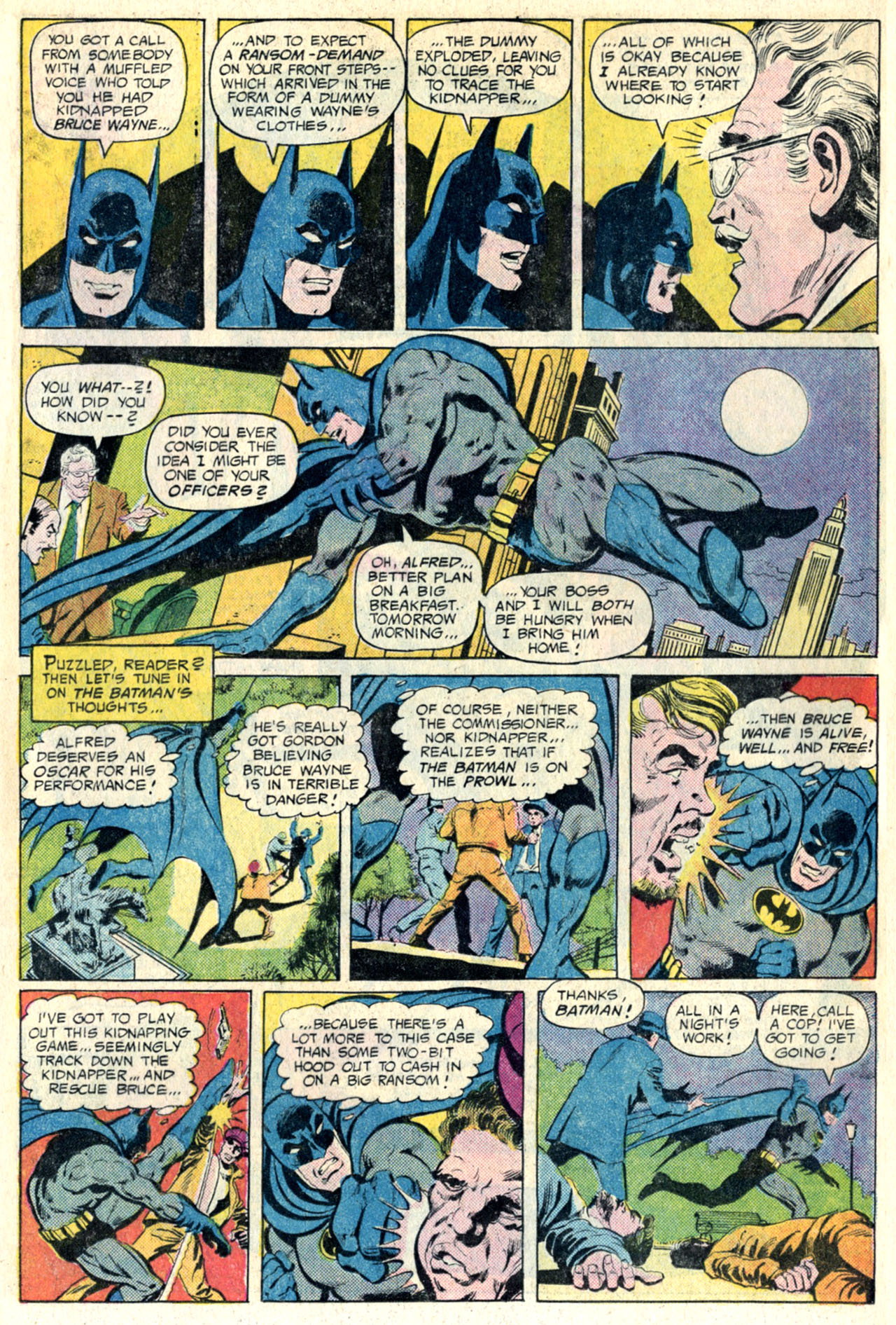 Detective Comics (1937) Issue #461 Page 5