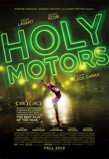"Review | ""Holy Motors"""