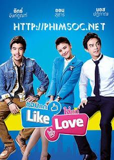 Lỡ Thích Nhấn Like Trót Yêu Ai Nhấn LoveChob Kod Like Chai Kod Love