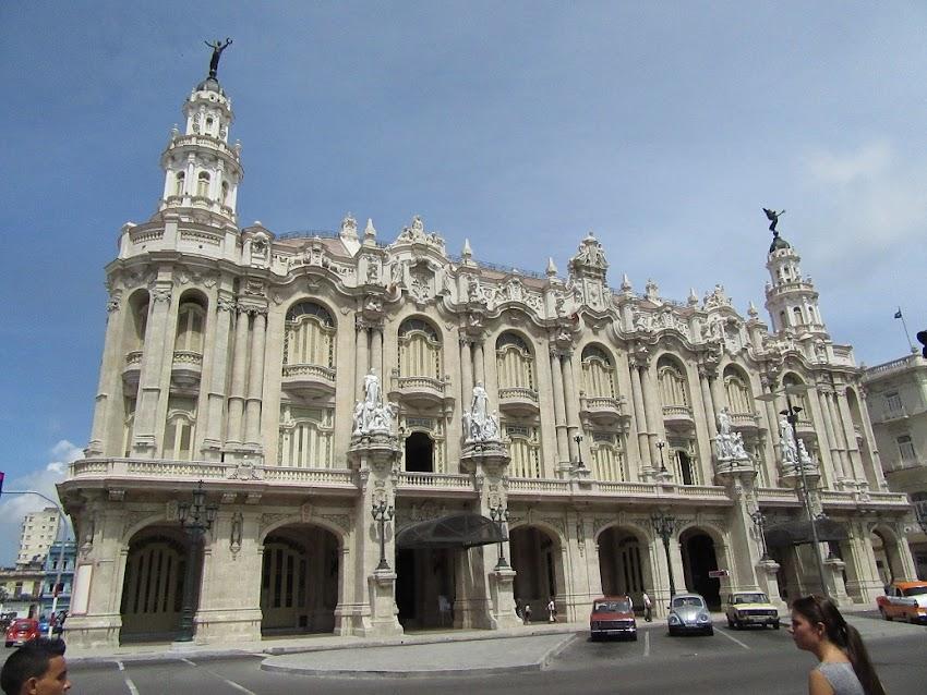 Gran Teatro de La Habana, Cuba. 2016