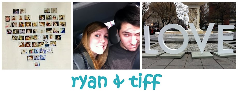Ryan and Tiff