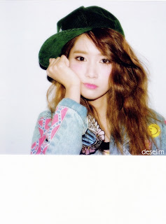 SNSD Yoona I Got A Boy Photobook 03