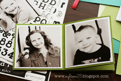 DIY Paper Crafts Photo Album