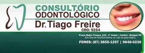Consultorio Odontoligico Dr Thiago Freire