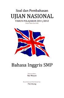 Pembahasan Soal Un Bahasa Inggris Smp 2012
