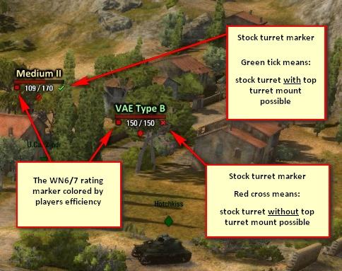 Aslain's XVM Mod image 3