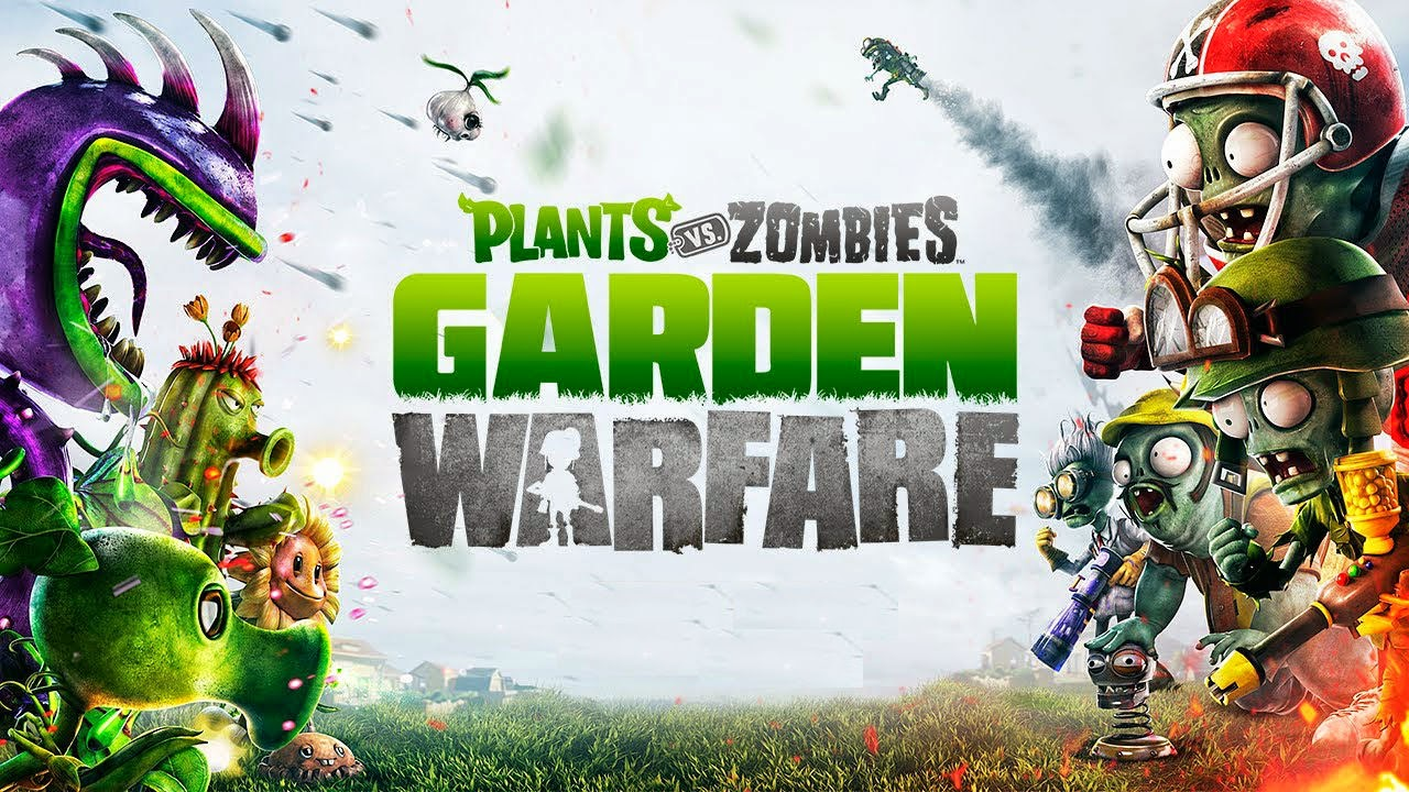 Plants vs. Zombies Garden Warfare Wallpaper