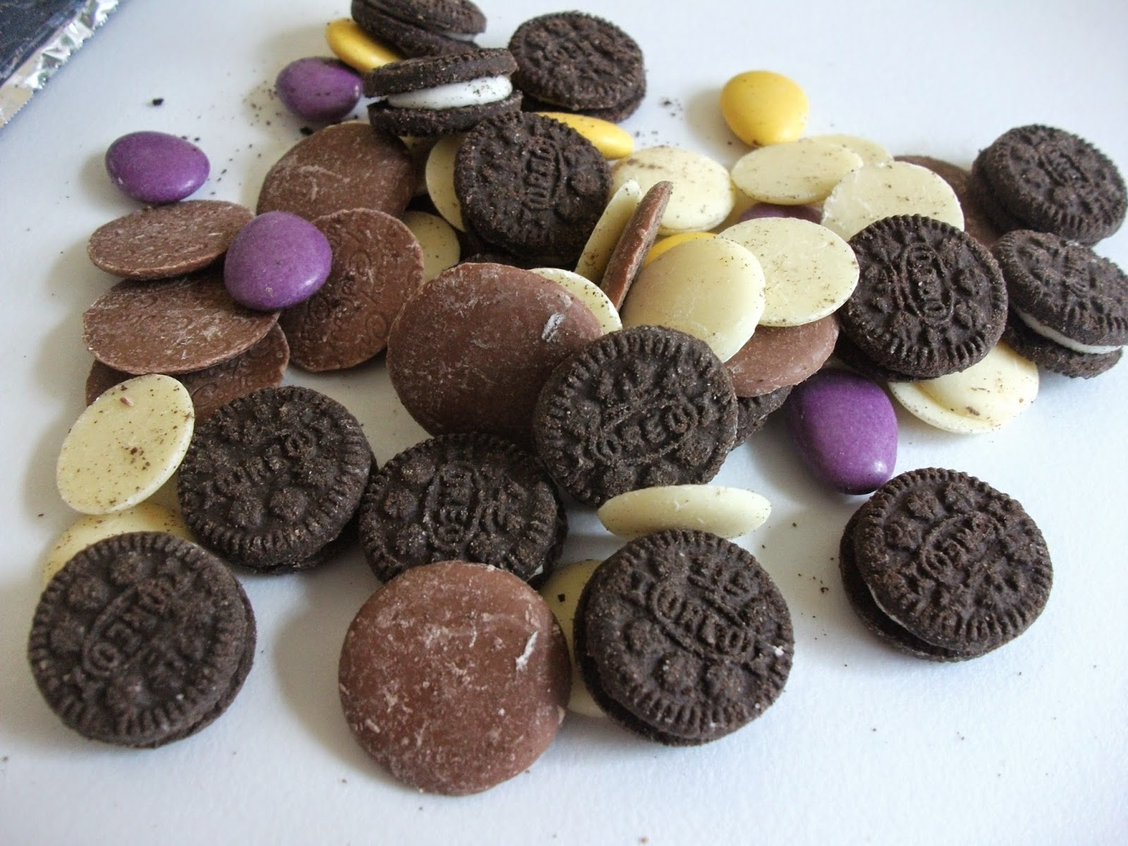 cadbury dairy milk marvellous mix-ups oreo