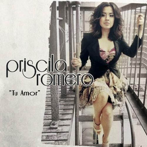 - Priscila-Romero-Tu-Amor-2011-Single