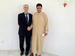 المرشح البرعصي  عن بنغازي