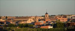 | Vista de Santa Olalla |