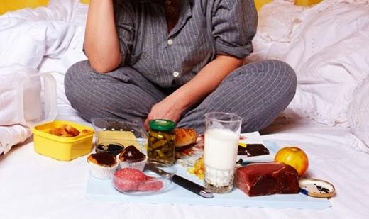 Comer compulsivo cerebro obesidad