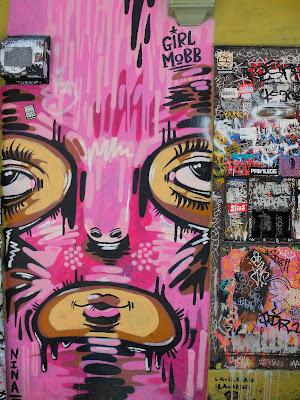 Pink Girl Mob – Nina