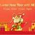 21-22 Jan 2016 Mi Malaysia CNY