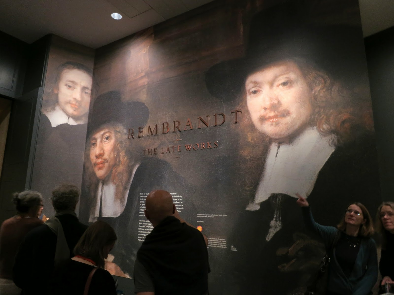 A Place Called Space: Rembrandt