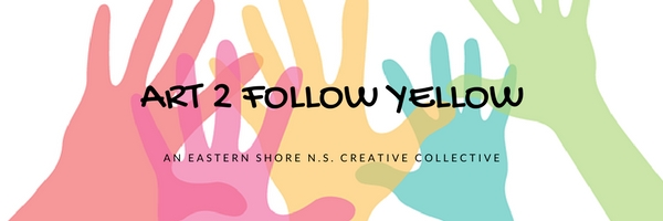 Art 2 Follow Yellow @Eastern Shore Creative Collective