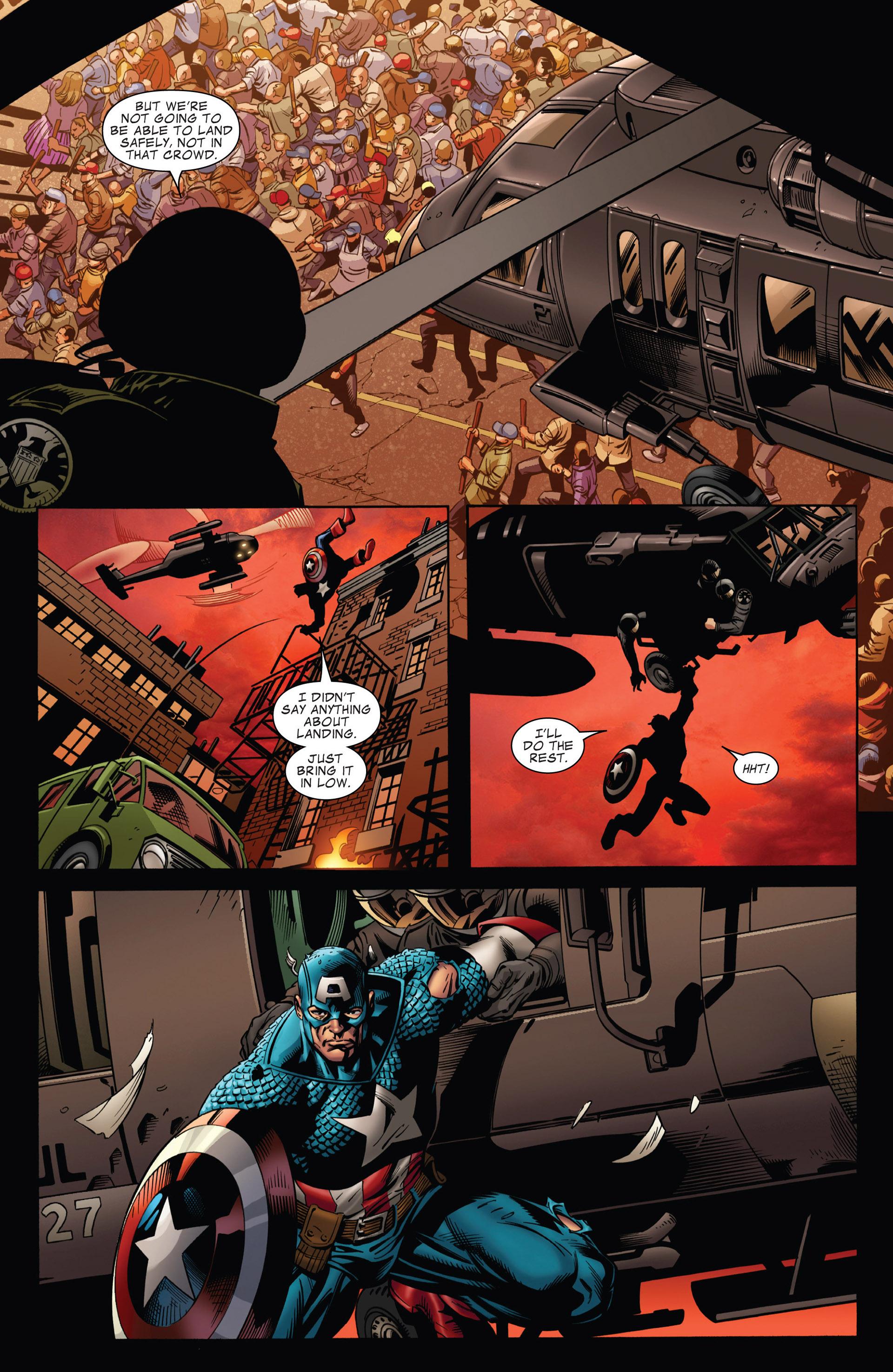 Captain America (2011) Issue #17 #17 - English 5