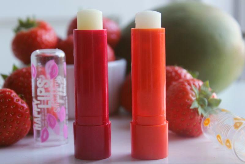 New Blistex Happy Lips Lip Balms