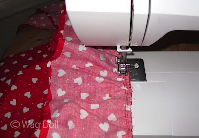 sewing dress summer