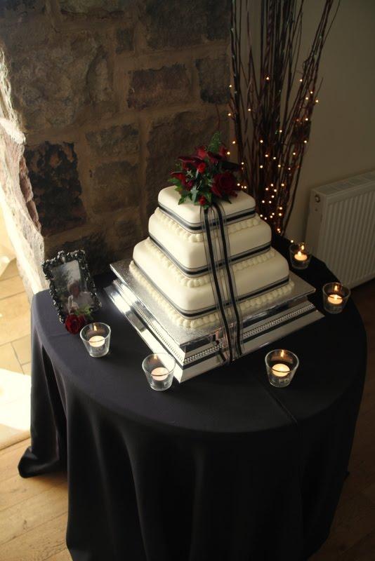 Valentine 39 s wedding at beeston manor matt nina powell for Table 8 beeston
