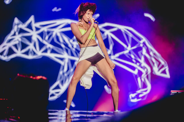 AlunaGeorge / Rock in Rio - I Hate Flash - Fernando Schlaepfer