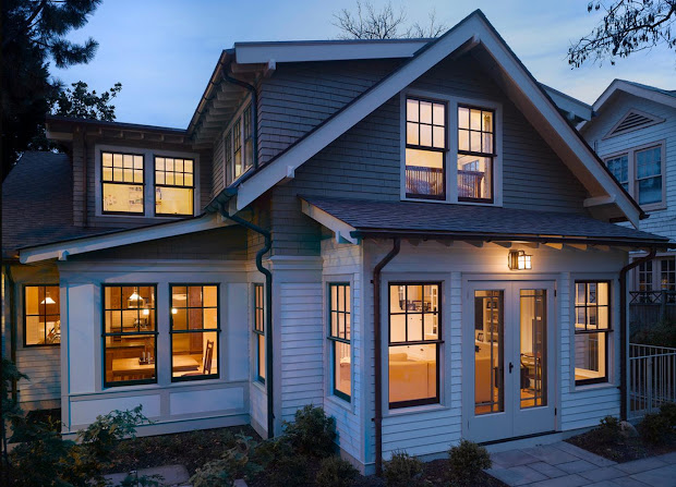 Craftsman Window Trim Exterior Additions