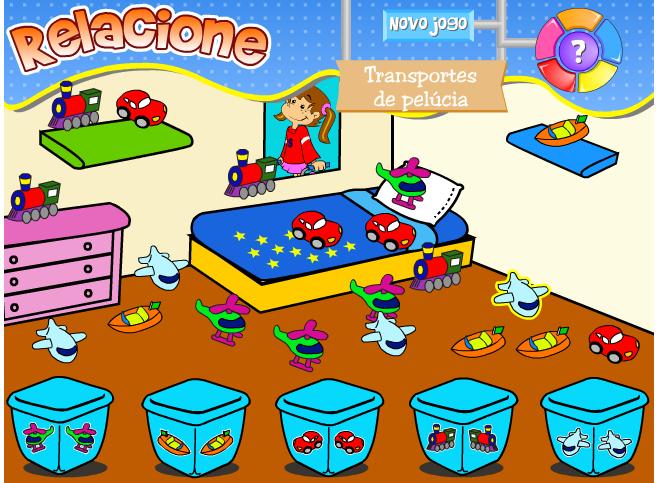 http://www.jogosdaescola.com.br/play/index.php/relacionar/263-relacione-meios-de-transporte