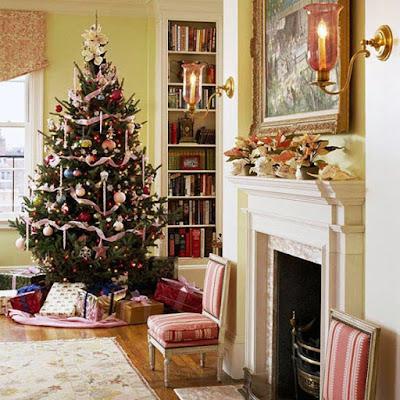 Dekorasi Rumah Untuk Menyambut Natal 80007