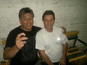DOS JUGADORES DE PESO...!!!