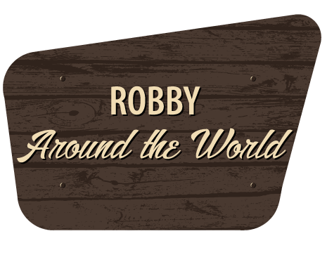 Robby Around The World