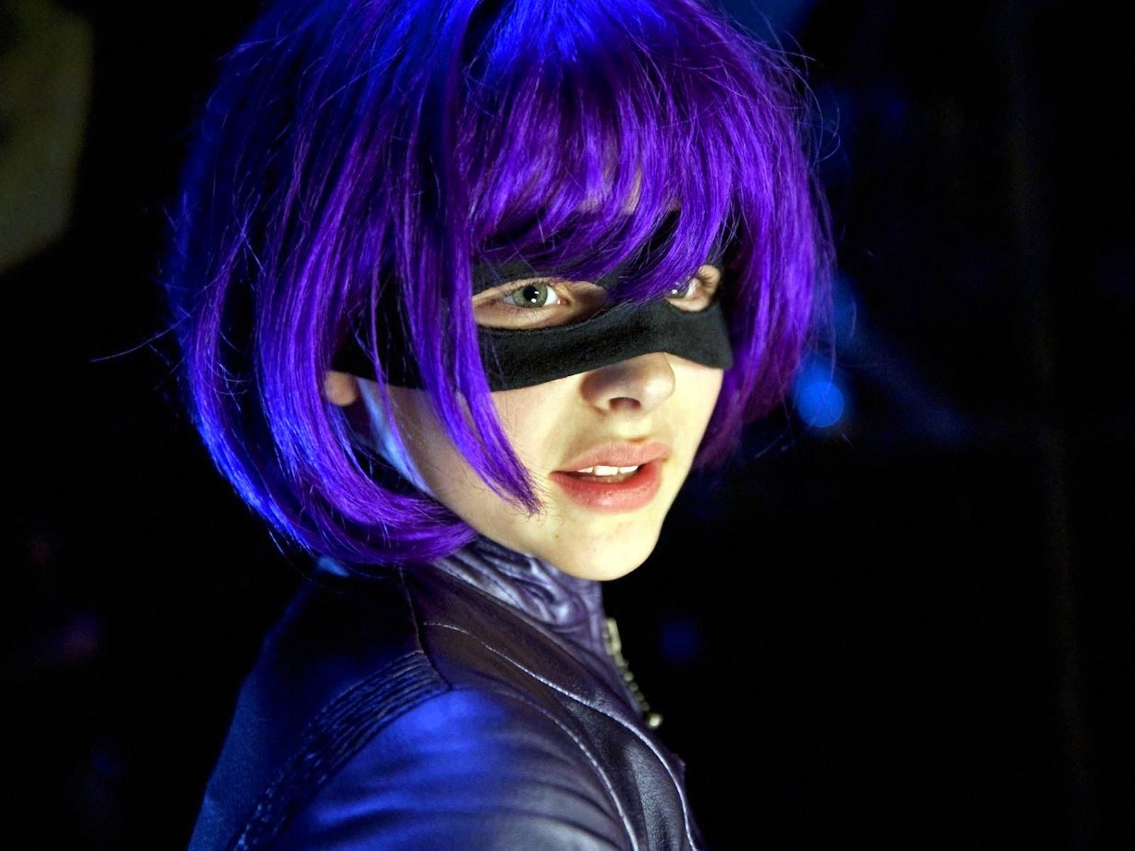 kick ass hit girl chloe moretz normal