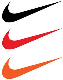 Ao longo dos anos o famoso símbolo da marca americana foi adotando também  outras cores (como por exemplo 72c4459cdd885