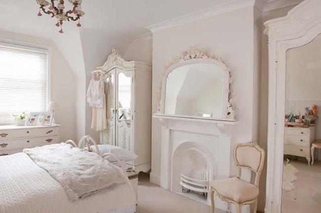 Camere Da Letto Stile Country Roma : Camerette stile country chic finest arredare camera da letto in