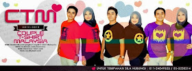 Couple T-Shirt Malaysia