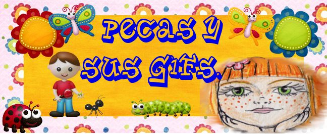 PECAS Y SUS GIFS.