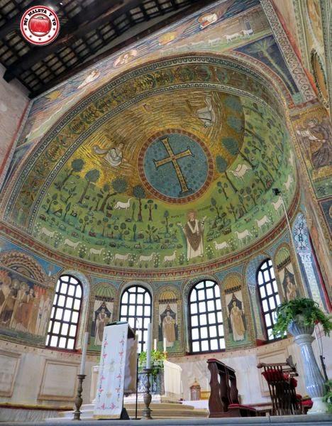 Rávena - Basílica di San Apollinare in Classe