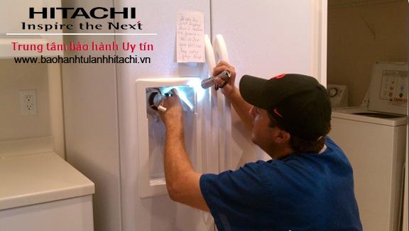 8 Nguyên nhân khiến tủ lạnh Hitachi không lạnh