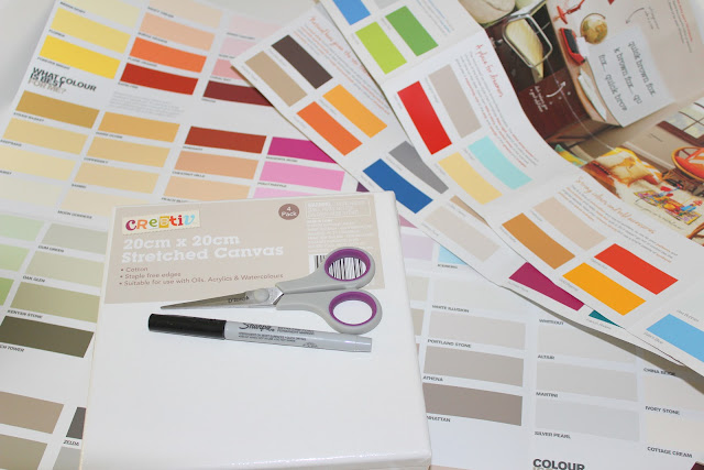 recycling paint chips