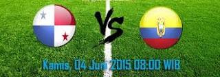 Panama vs Ekuador