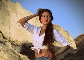 Nepali Actress Barsha Siwakoti