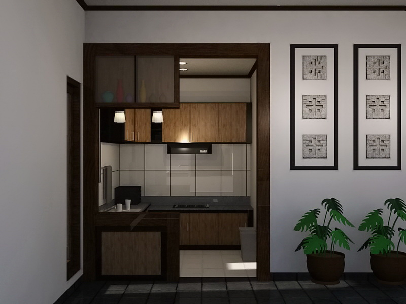 ragam jenis desain dapur minimalis