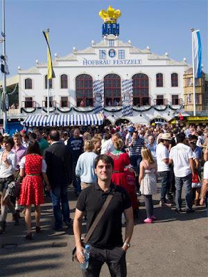 Hofbräu-Festzelt - Oktoberfest de Munich