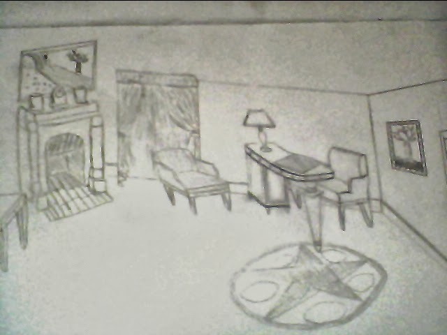 Dessin architecture interieur for Dessin architecture interieur