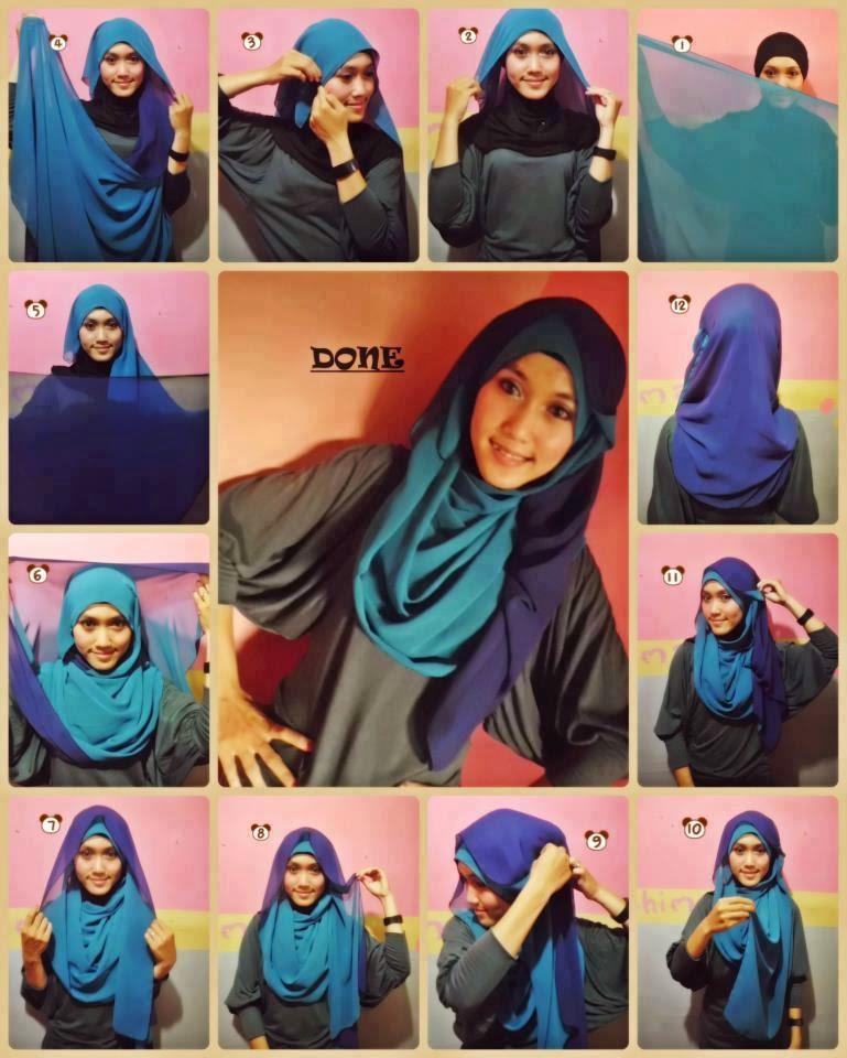 Hijab Muslim Terbaru