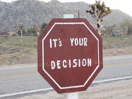 fobia a las decisiones