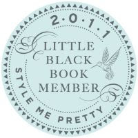 Style Me Pretty~ Little Black Book