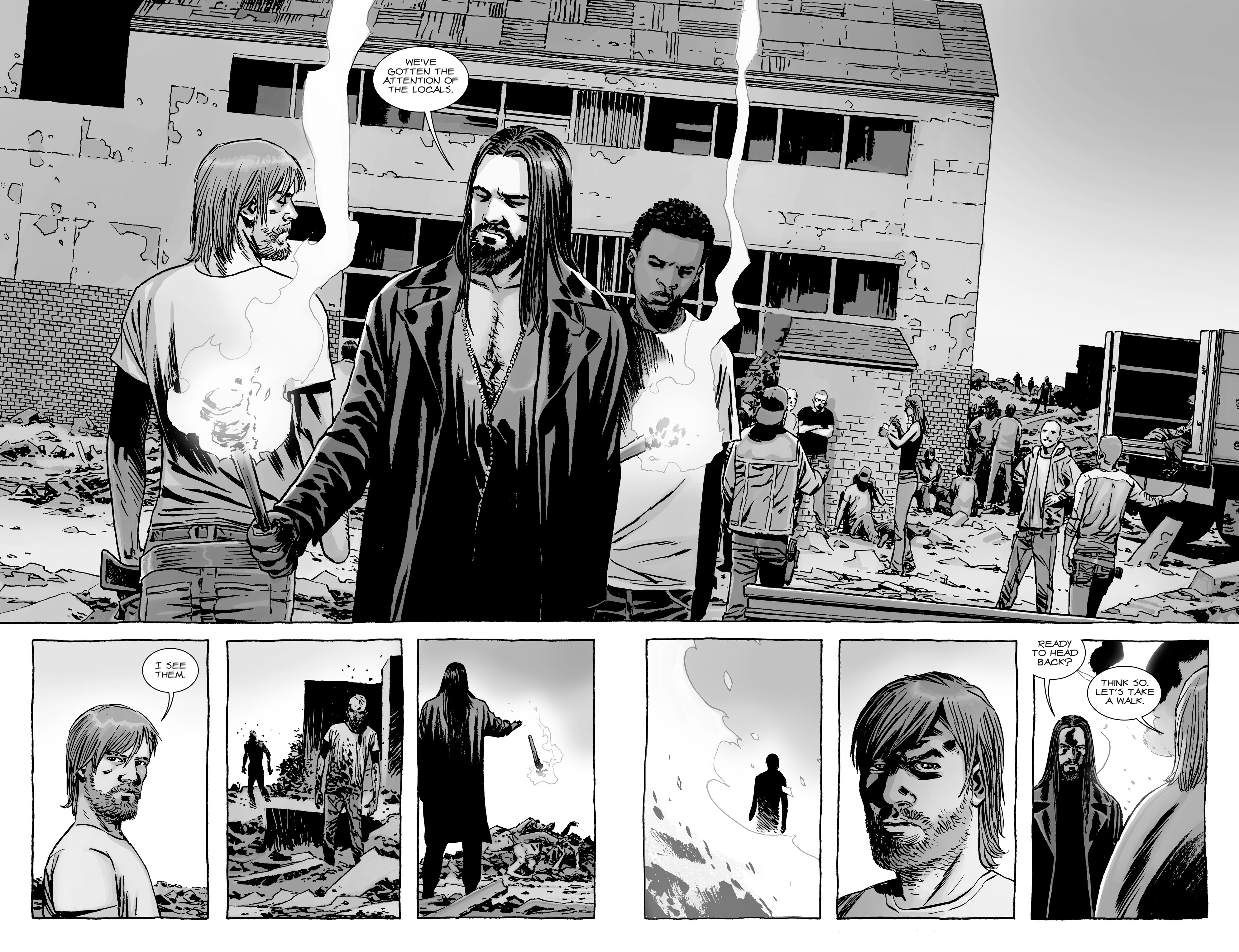 The Walking Dead Issue #119 Page 4